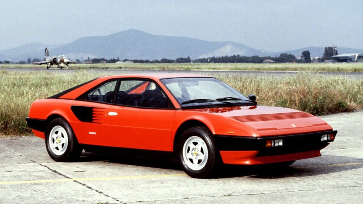 40 Jahre Ferrari Mondial Secret Classics