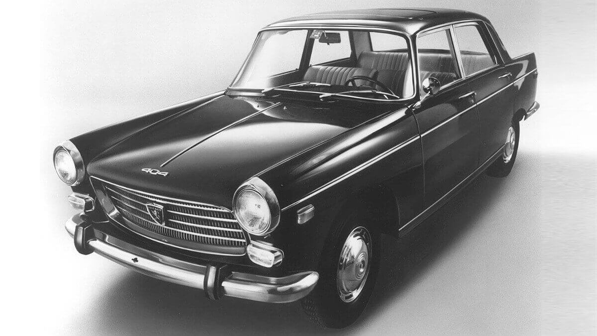 60 Years Of Peugeot 404 Secret Classics