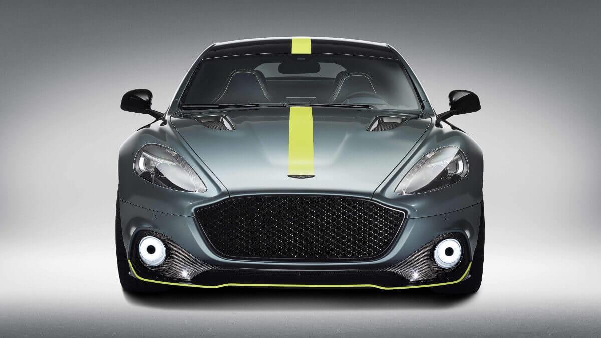 Aston Martin Rapide Amr Secret Classics