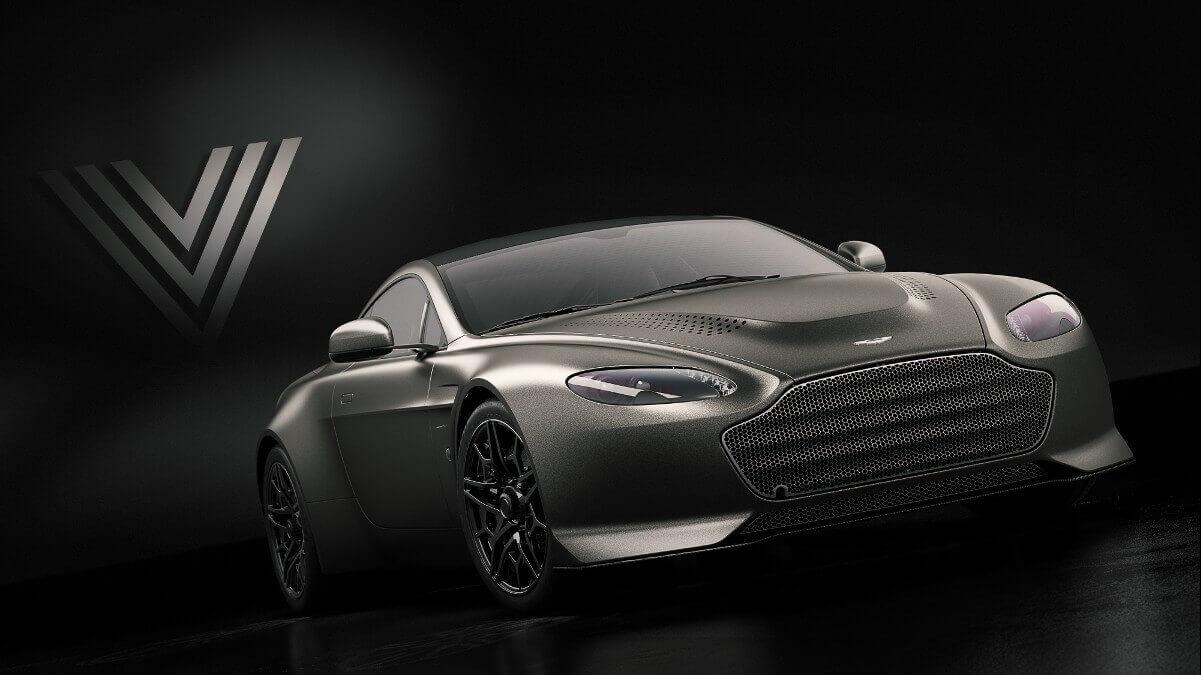 Aston Martin V12 Vantage V600 Secret Classics