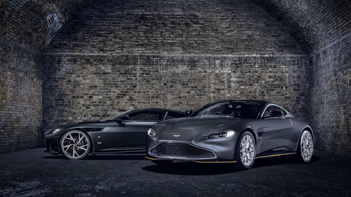 Aston Martin 007 Edition Secret Classics