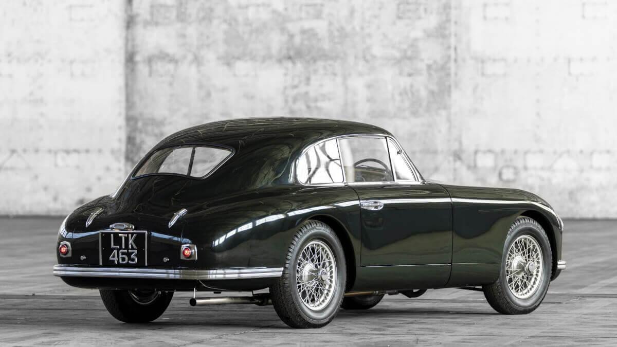 Aston Martin Db2 Vantage Secret Classics