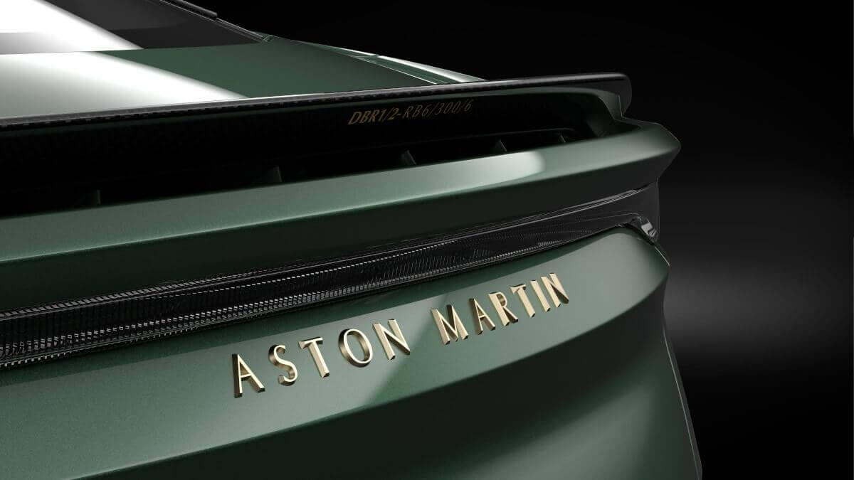 Aston Martin Dbs 59 Secret Classics