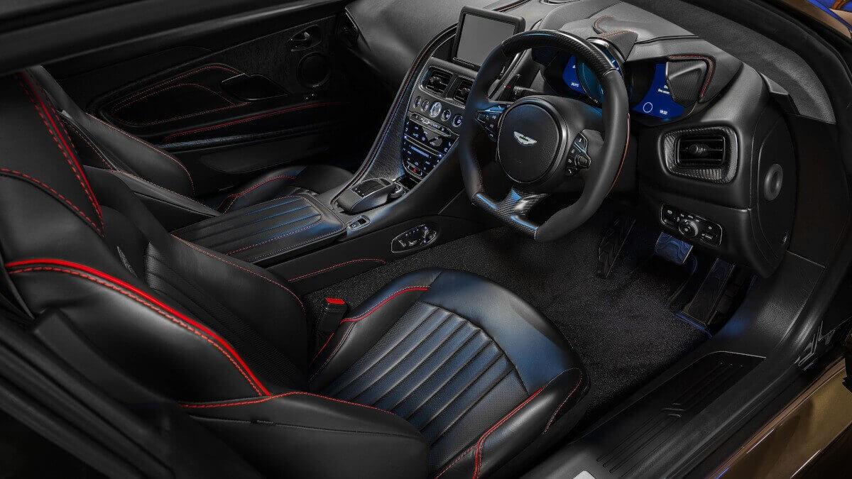 Aston Martin Dbs Superleggera Ohmss Secret Classics