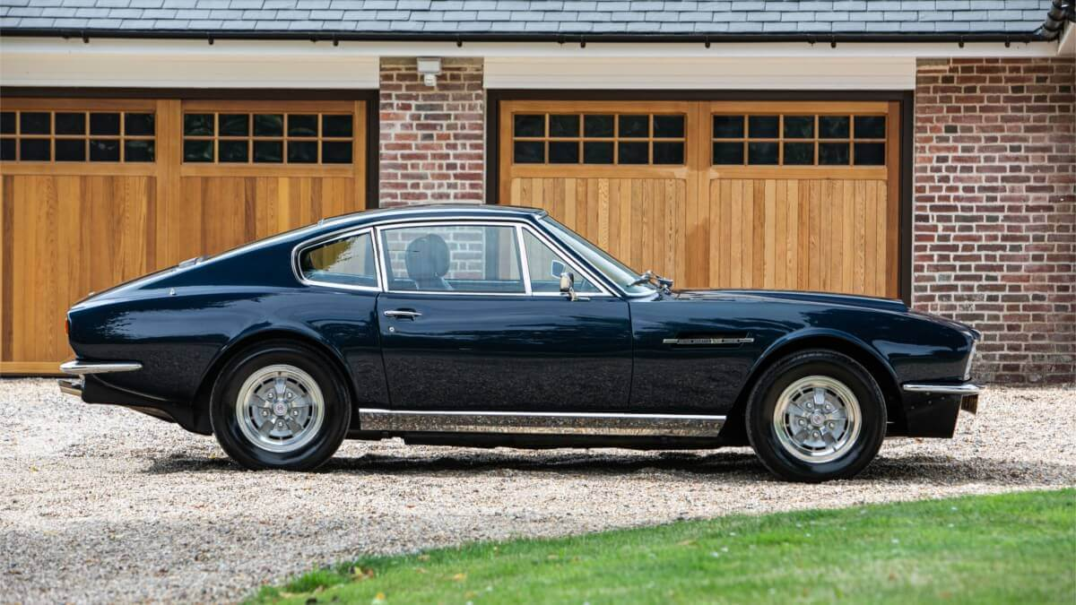 Aston Martin Dbs V8 Secret Classics