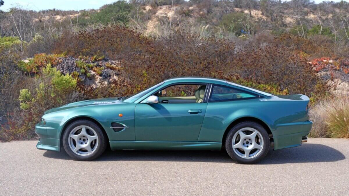 Aston Martin Vantage Le Mans V600 Secret Classics
