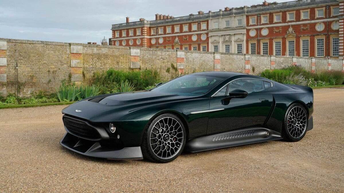 Aston Martin Victor Secret Classics