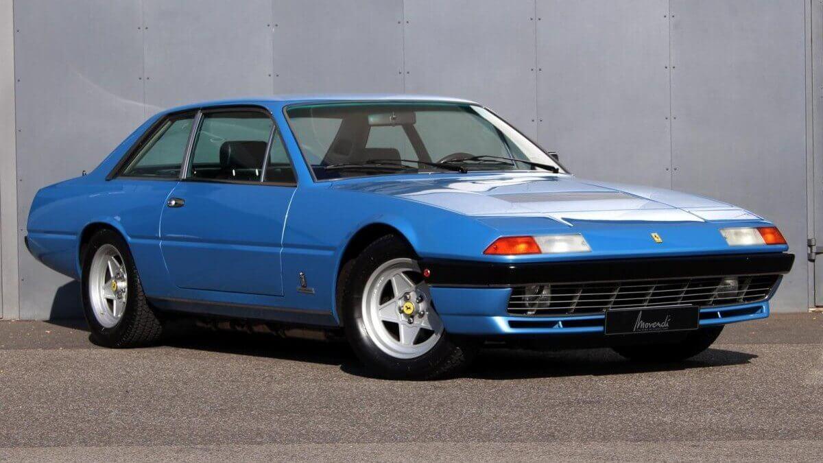 Ferrari 400i Secret Classics