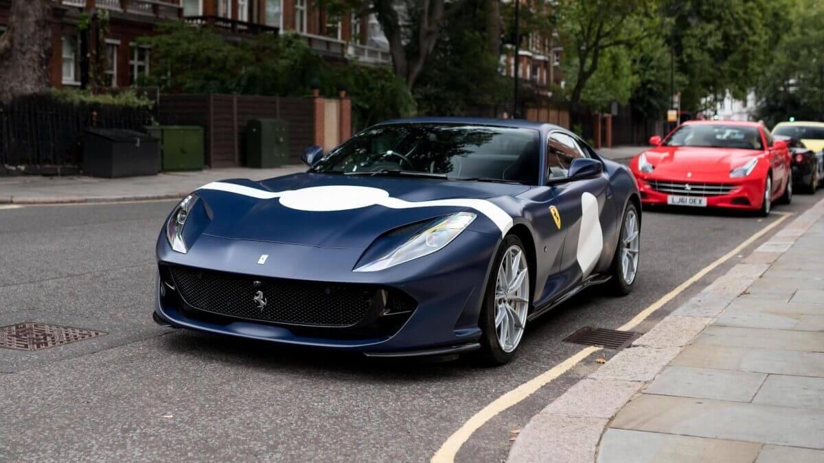 Ferrari 812 Superfast Tailor Made Secret Classics