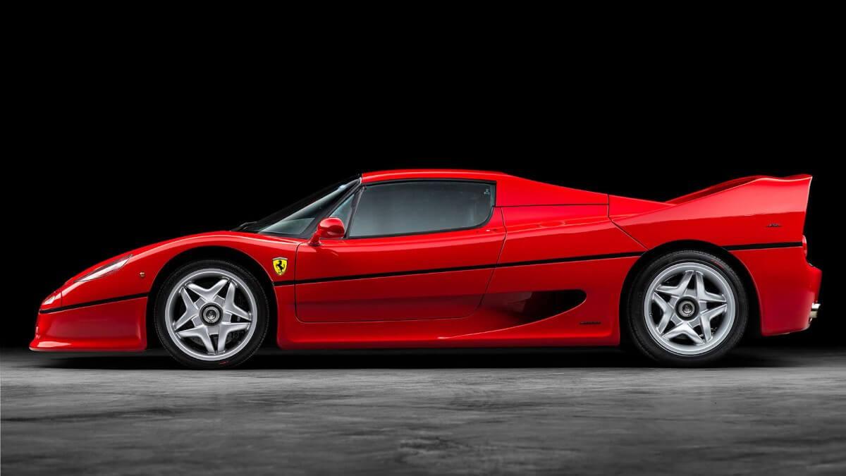 Ferrari F50 Secret Classics