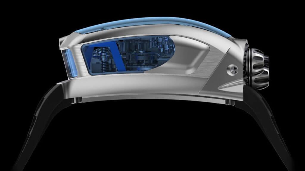 Jacob & Co. x Bugatti Chiron Tourbillon - Secret Classics