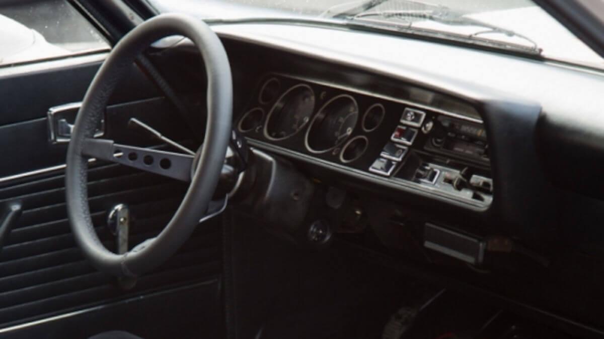 Ford Capri Rs 2600 Secret Classics