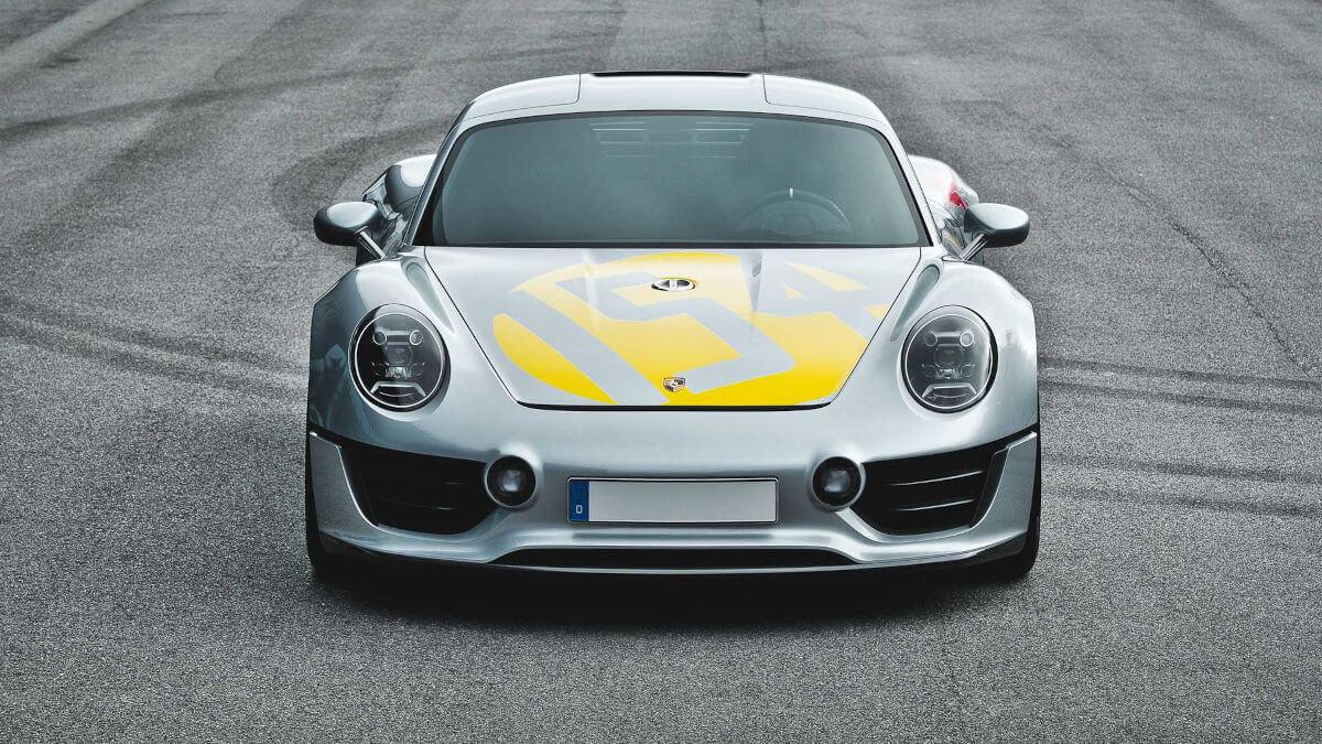 Porsche Unseen - Secret Classics