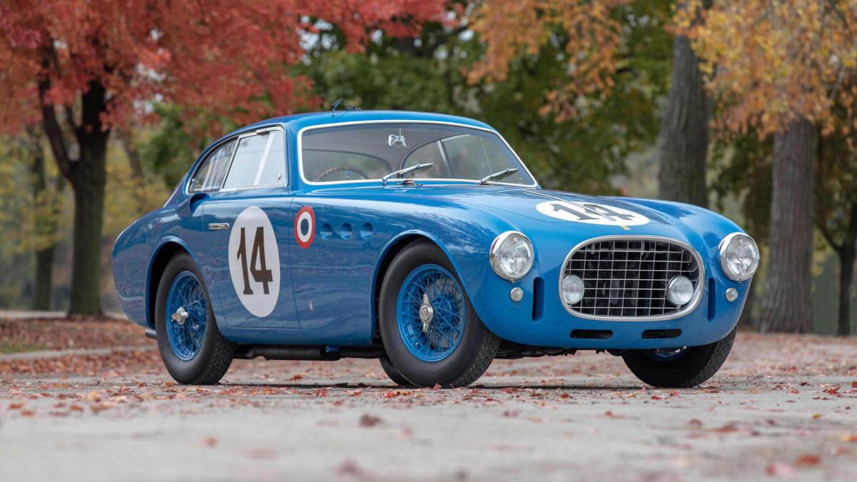 Ferrari 340 America Secret Classics