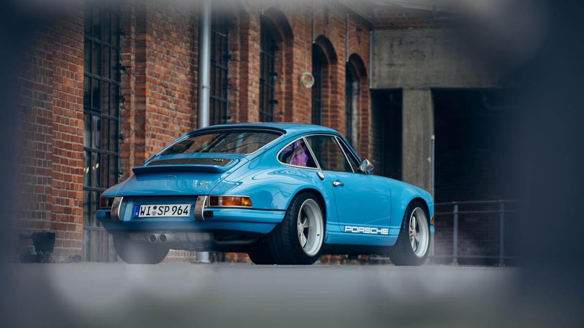 Porsche 911 Reimagined By Singer Wiesbaden Commission Secret Classics